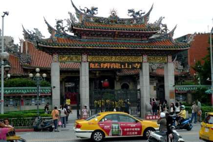 4D3N 台湾也能这样玩!Taiwan 2011 : Day 3 & 4 (Long Shan Temple 龙山寺, Taipei 101, Shopping Loots, Departure )