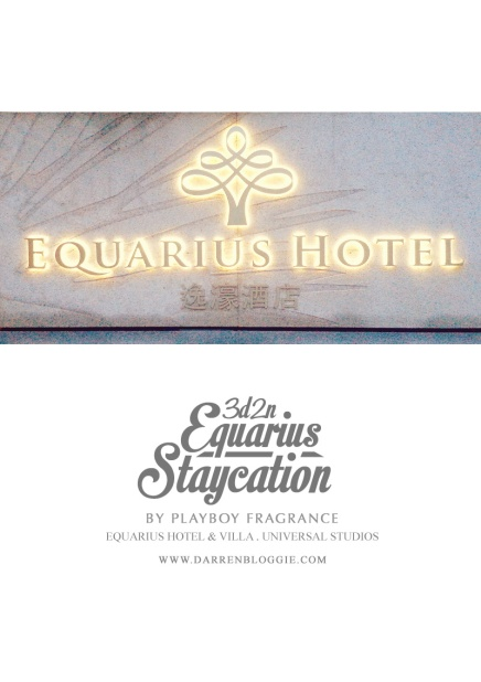 3D2N Equarius Hotel Staycation : Exploring
