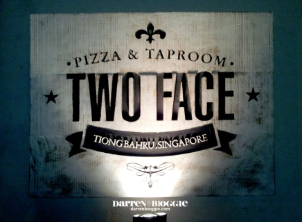 Two Face, A New Found Gem in Tiong Bahru