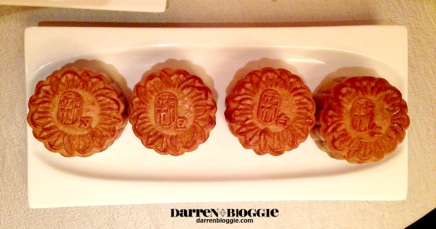 Mooncakes & Wine Tasting at Xin Cuisine, Holiday Inn Atrium