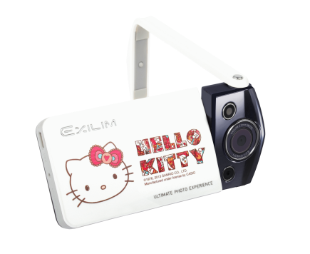 [NEWS] : Hello Kitty Frenzy Continues With Singapore-Exclusive Limited Edition Hello Kitty X EXILIM EX-TR10
