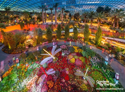 [Events] Gardens by the Bay Celebrates Mid-Autumn Festival
