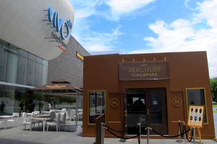 [NEWS] MAGNUM SINGAPORE Pleasure Store is now at VivoCity!