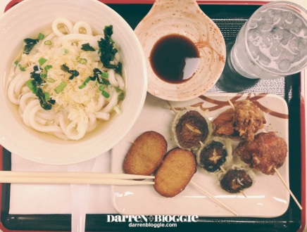 Tamoya Udon at Chinatown Point