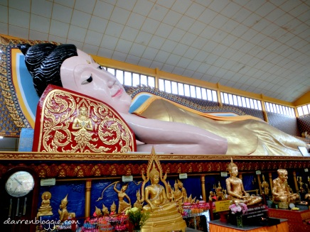 3D2N in Penang : Half Day Tour in Penang to Temples, War Museum & Penang Hill