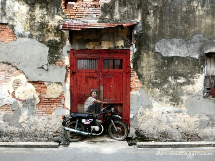 3D2N in Penang : Must-Visit, George Town Street Art
