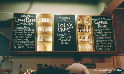 Lola's Cafe, A Gem in the Neighbourhood