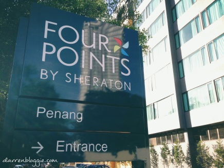 3D2N in Penang : Four Points by Sheraton