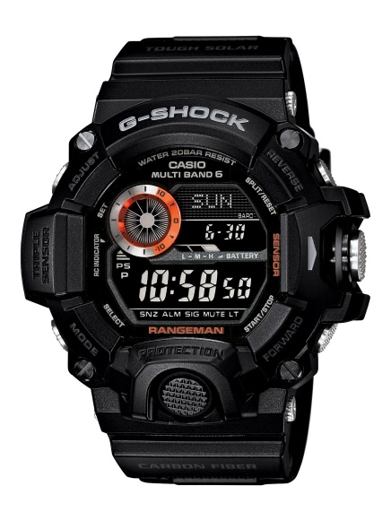 [NEWS][2013 Xmas Guide] Casio Welcomes New G-SHOCK RANGEMAN to Tackle Survival Situations in Style