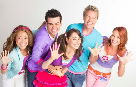 [News] Hi-5 RETURNS TO SINGAPORE WITH A HOUSE PARTY EXTRAVAGANZA THIS DECEMBER