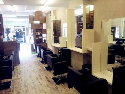 99 Percent Hair Studio is now at Haji Lane!