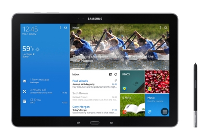 "[NEWS] Samsung GALAXY Note PRO (12.2"" Display) Available in Singapore on 22 Feb 2014"