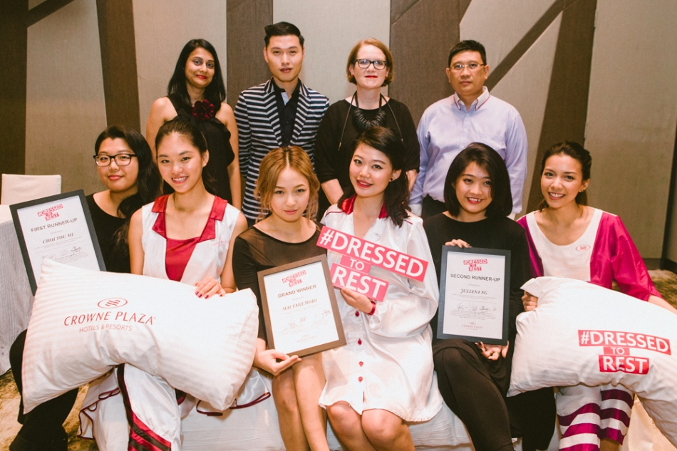 [NEWS] Crowne Plaza Unveils Winners of Dressed to Rest Design Contest on World Sleep Day