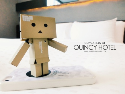 [Staycation Promotion] Quincy's Qool Weekend Staycation Package