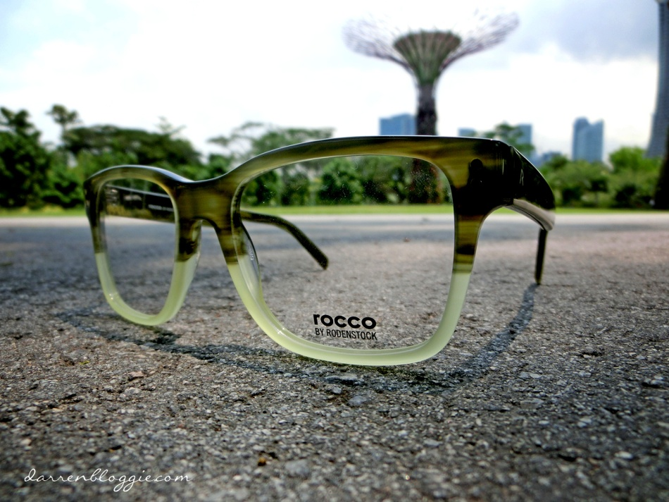 So This is ROCCO Spotted at Gardens by the Bay and it's Back Again!