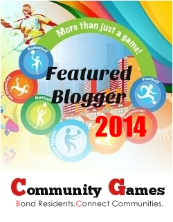 Community Games Featured Blogger 2014