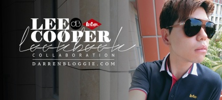 Lee Cooper X Darrenbloggie Lookbook Collaboration : Spring Summer 2014 Collection VOL 02