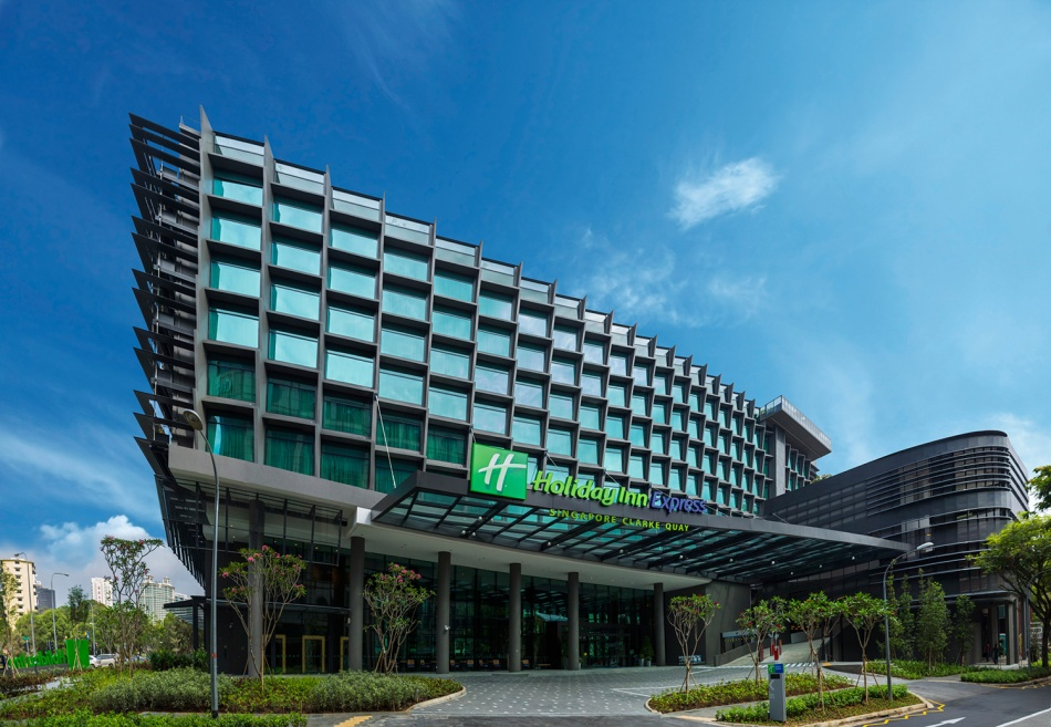 [NEWS] Holiday Inn Express Opens its Doors in Colourful Clarke Quay