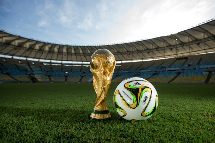 [News] The Official Match Ball for the Final of The 2014 FIFA World Cup Brazil from Adidas