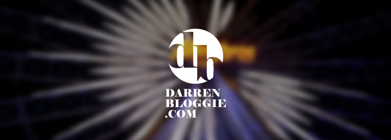Darren Bloggie 達人的部落格