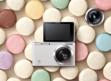 [News] Capture special moments in style with the new Samsung NX mini SMART Camera