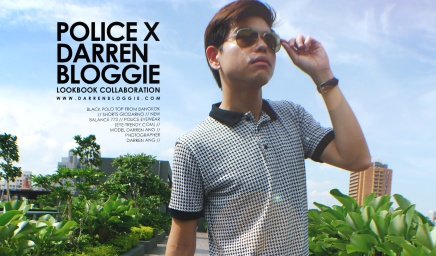 My Game My Rules – Police Eyewear Lookbook Collaboration
