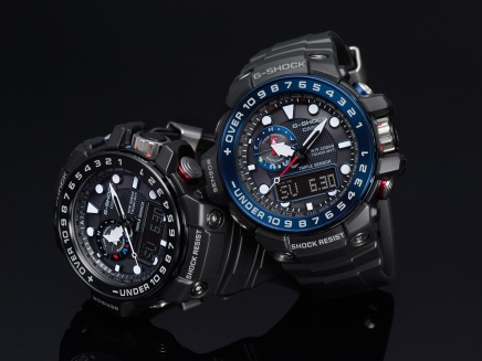 [NEWS] Casio Presents the Ultimate Maritime Gulfmaster Series to Challenge the Roughest Seas