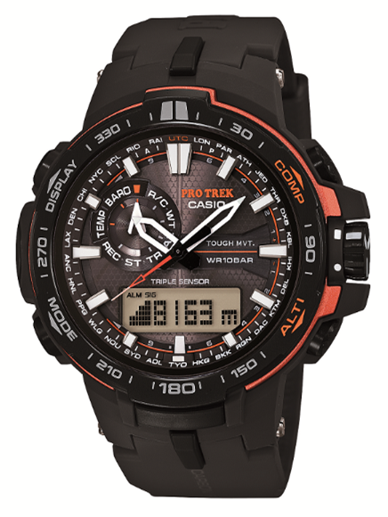 [News] New Casio PRO TREK Series is the Ultimate Outdoor Companion