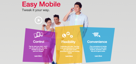 [Tweak It Your Way!] Singtel's Easy Mobile Plan