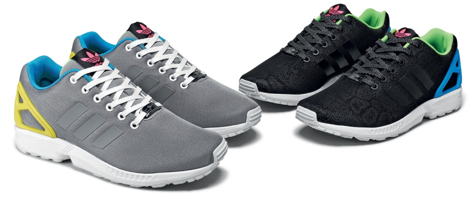 [News] adidas Originals launches the ZX Flux in Exciting Colourways that Capture Everyone'sImagination
