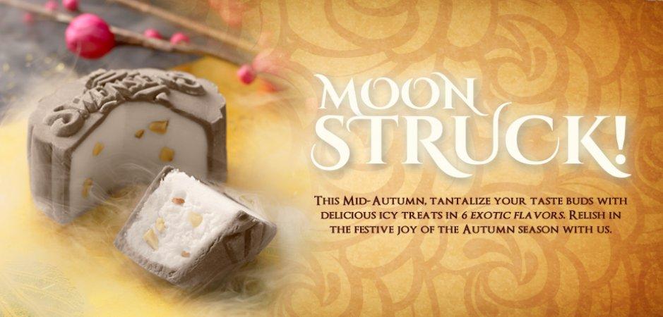 [Mid-Autumn Festival 2014] Get Moonstruck this Mid-Autumn with Swensen'sMooncakes!