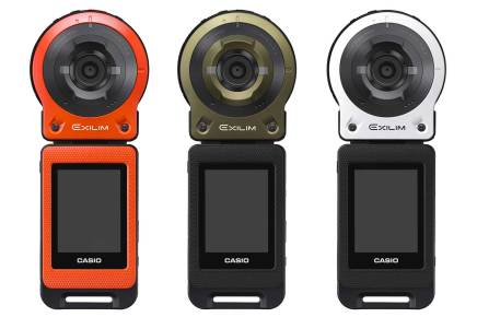 [News] Casio Launches the EXILIM EX-FR10 Freestyle Camera Designed  for Fun and Recreation