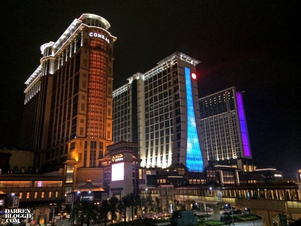 [Day 04] City of Dream – Macau : Sheraton Hotel & Caton Restaurant