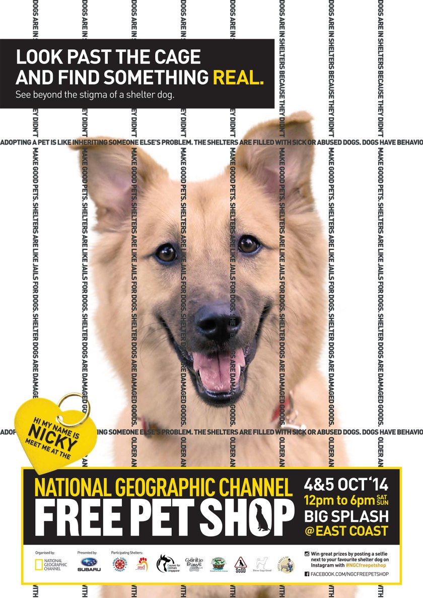 National-Geographic-Channel-Free-Pet-Shop-2014_Event-Poster