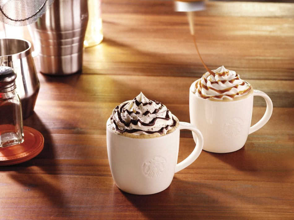 [News] Discover Your Latte Moments with Starbucks This Autumn