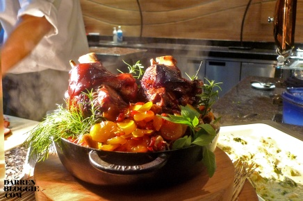 RISE restaurant | Celebrate Oktoberfest with Barbeque Thursdays