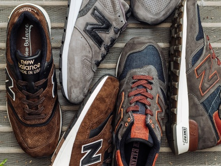 New Balance – Made in USA Distinct AuthorsCollection