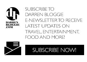 Subscribe to Darren Bloggie E-Newsletter