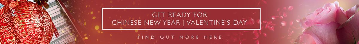 Chinese New Year & Valentine's Day