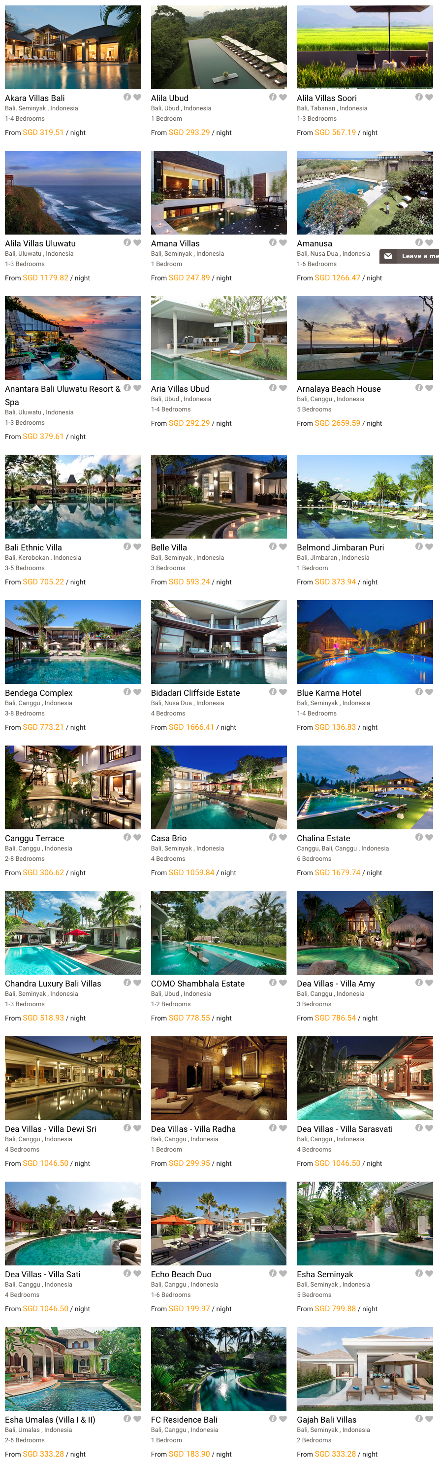 Bali Hotel Deals Travel In Style With The Luxe Nomad Book Now