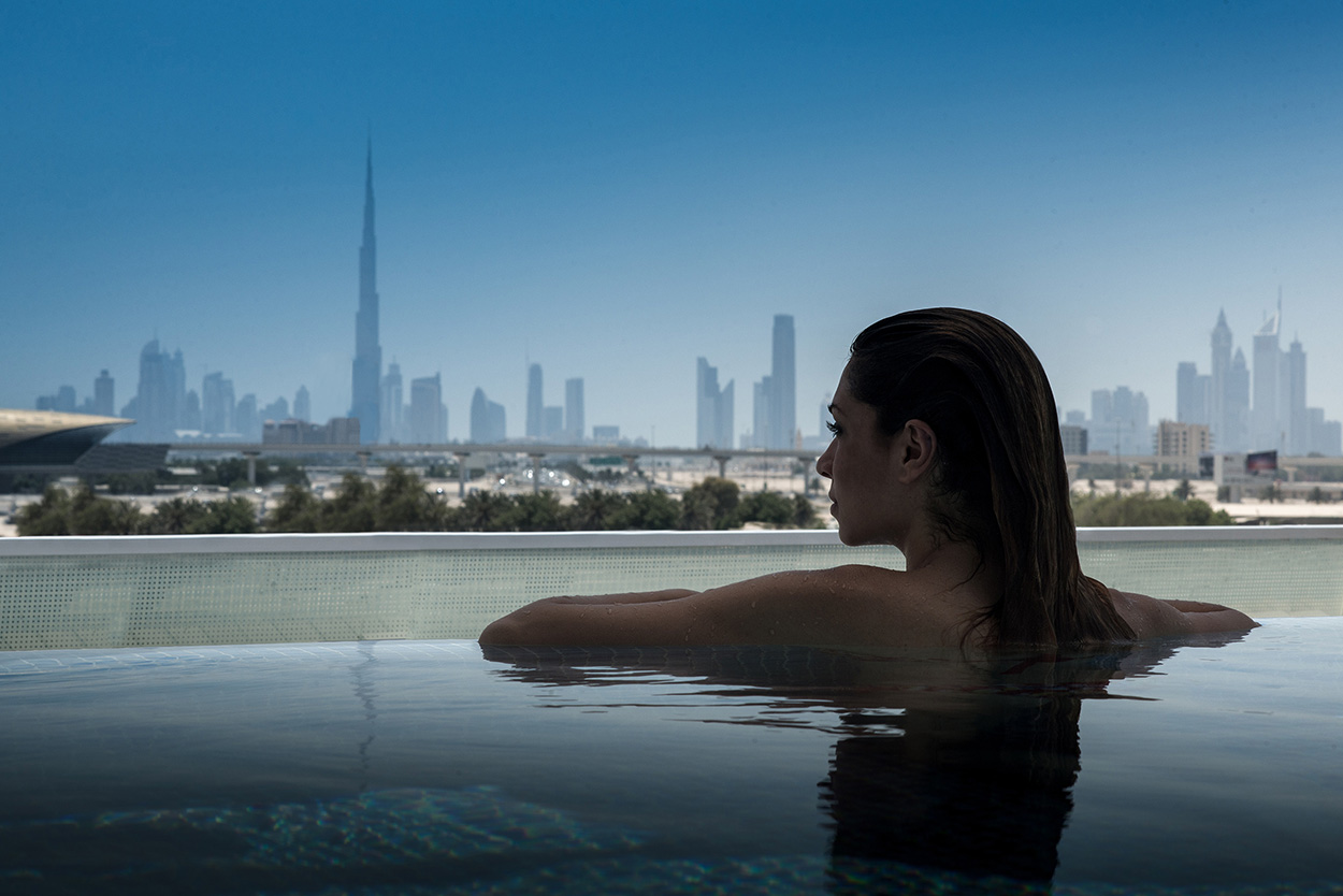 InterContinental-Dubai-Festival-City_view-from-pool