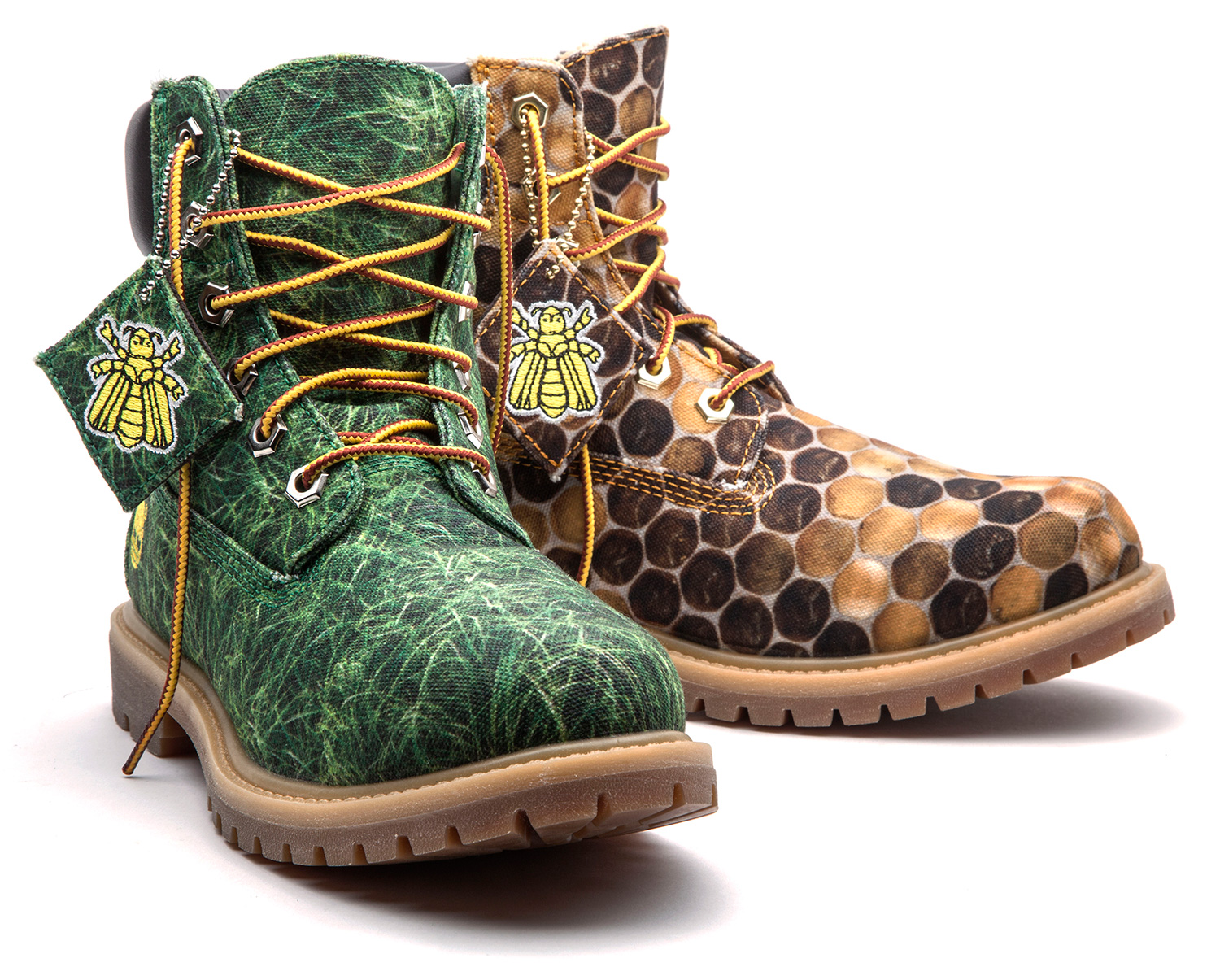 TIMBERLAND® Limited Edition Bee Line